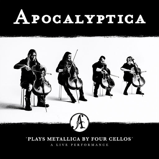 Apocalyptica альбом Plays Metallica by Four Cellos - A Live Performance