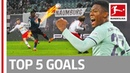 Top 5 Goals on Matchday 15 Alaba Kimmich Werner More