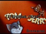 Утерянная серия Тома и Джерри... Последняя в их жизни...