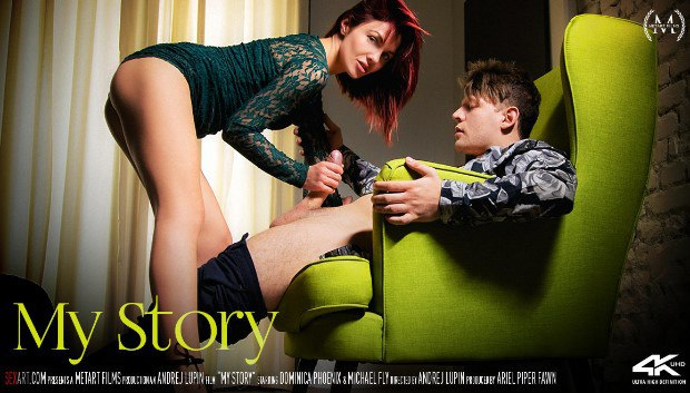 SexArt - My Story