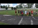Благотворительный футбол в поддержку Семена Злобина