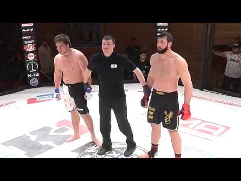 ACB 4: Zelimkhan Umiev vs. Beksot Jiyanov