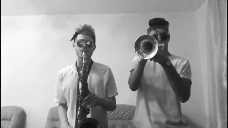 GRAVITY FALLS (cover by Double Pipe)🎺🎷