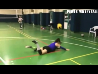 LIBERO LIFE. Funny Volleyball Moments. (HD) #2