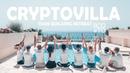 CryptoVilla BCG.to Team building retreat