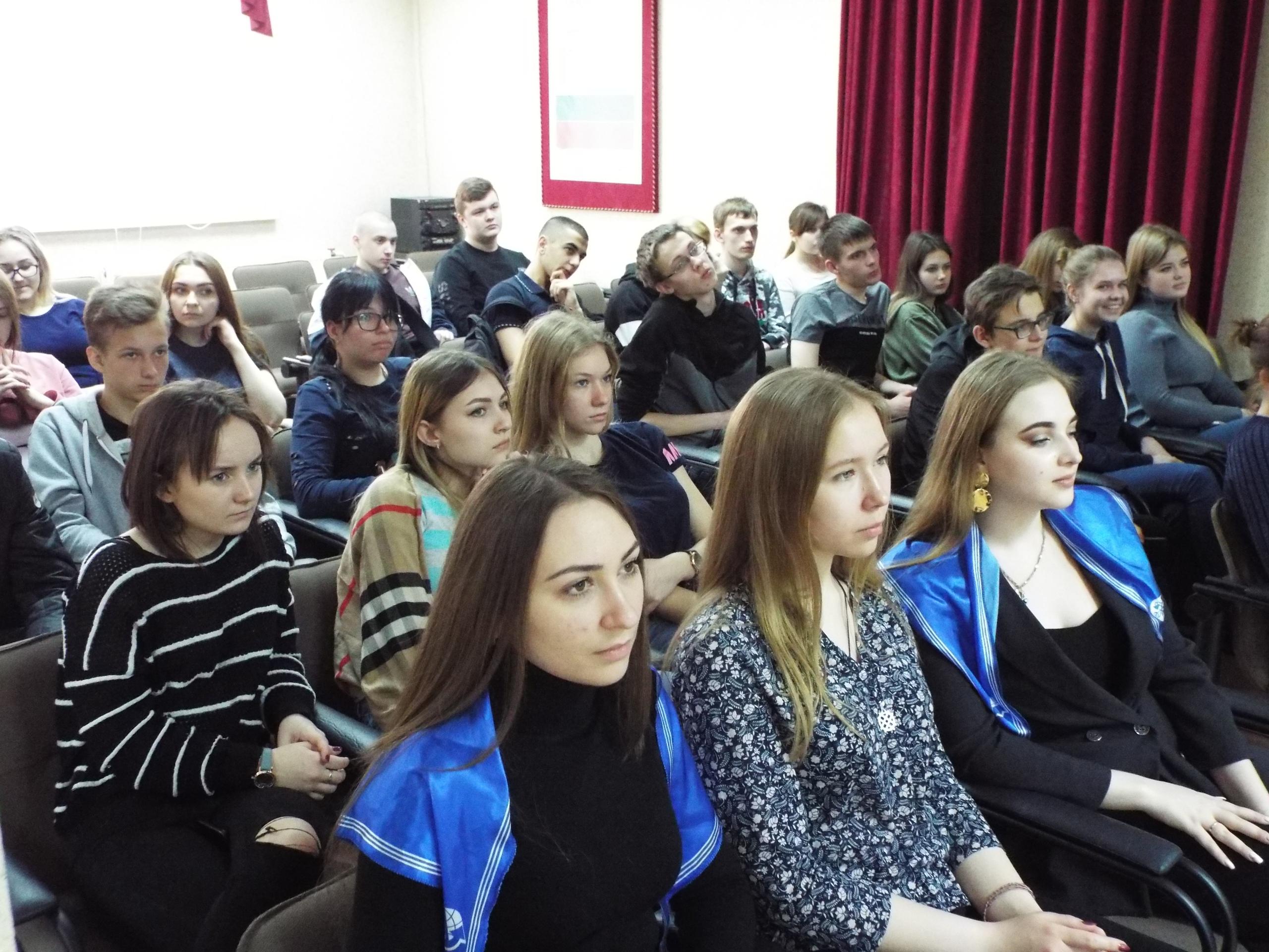 Патриотическое мероприятие памяти адмирала Степана Осиповича Макарова