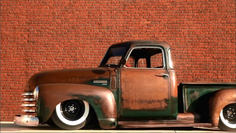 1950 Chevrolet 3100 Crisco