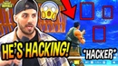 NICKMERCS EXPOSES AN *AIMBOT* HACKER LIVE ON STREAM CRAZY Fortnite SAVAGE FUNNY Moments