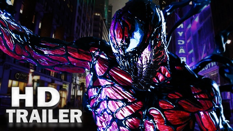 VENOM - FINAL TRAILER [HD] Tom Hardy, Michelle Williams (2018 Movie) Marvel Comics | Fan Edit