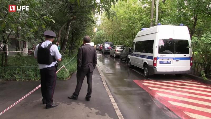 Москвич расстрелял тестя и тёщу