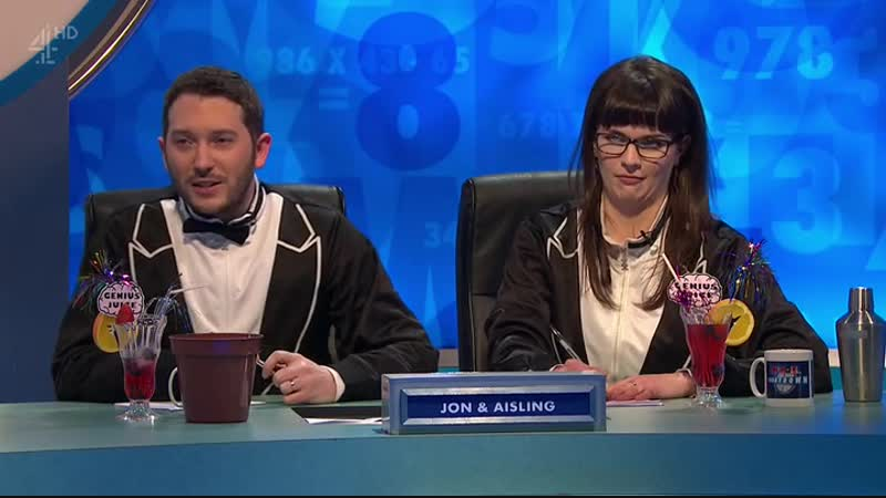 8 out of 10 Cats does Countdown S09E01 (25.02.2016)