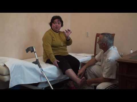 Перелом позвоночника, перелом голени, руки, разрыв связок, контузия, ушибы, успешное лечение