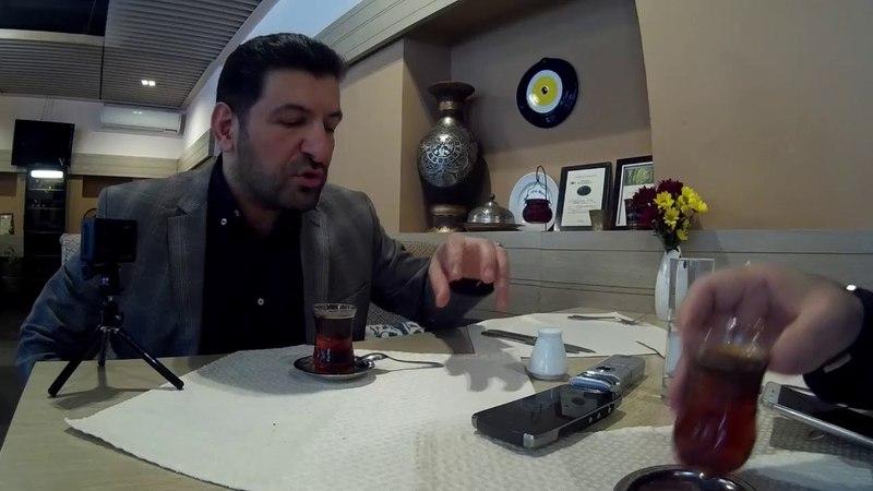 Rus televizyonlarındaki turkofob güçler hakkında gazeteci Semih Köken ile konuşma