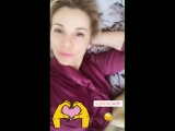 История instagram Ольги Орловой