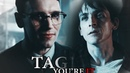 Edward and oswald ● tag you're it