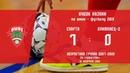 Кубок Казани 2019. Юноши 2007-2008. СПАРТА 2007 — ОЛИМПИЕЦ-2 (07-08) - 7-0
