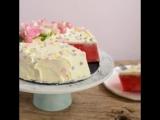 Арбузный торт