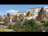 Призыв минарета в Гёреме с террасы