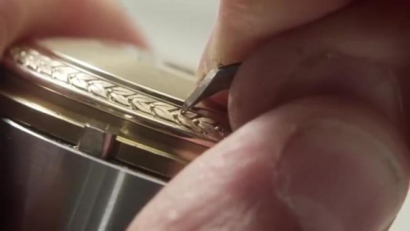 Создание сложнейших в мире наручных часов _Patek Philippe 5175R Grandmaster Chim