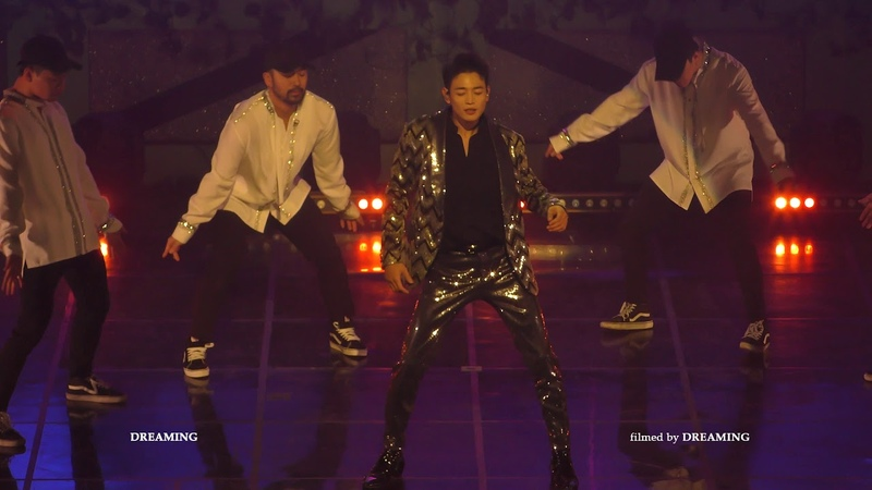 190216 Best CHOI's MINHO 민호의 SHINee Dance Medly