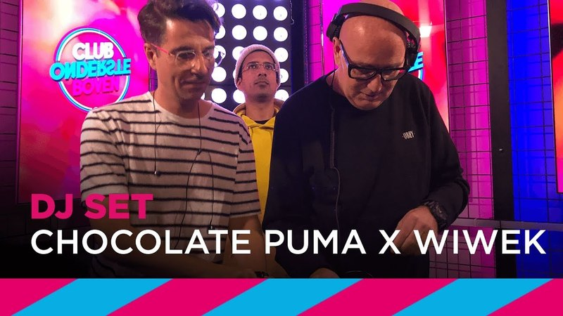 Chocolate Puma B2B WIWEK (DJ Set) | SLAM!
