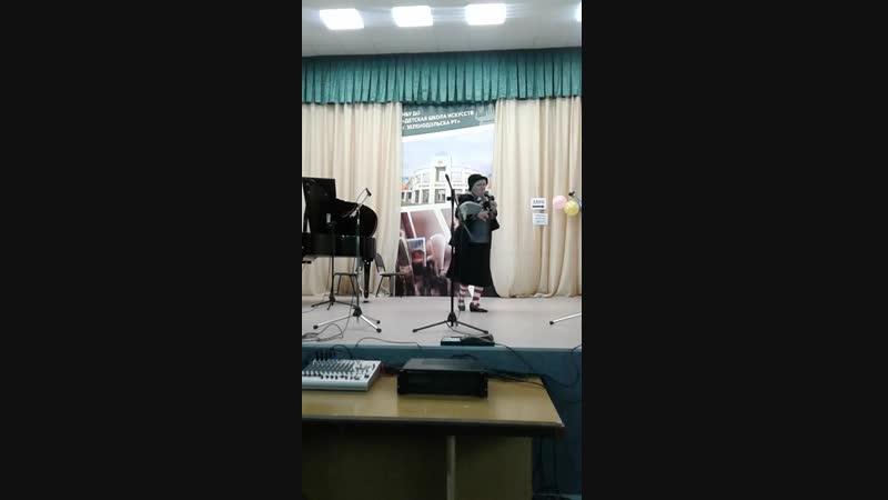 Посвящение в юные музыканты