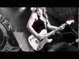 Samantha Fish in Black and White @ Blaublues Festival 2014 Haringe-Belgium