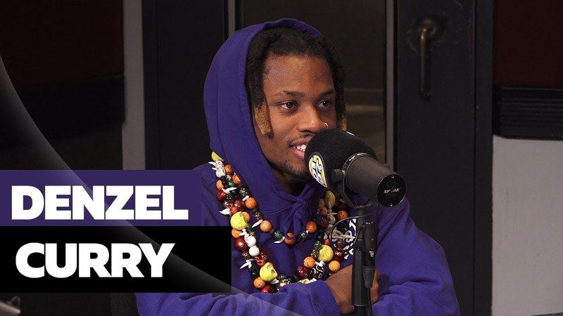 Denzel Curry On Real Late W Peter Rosenberg