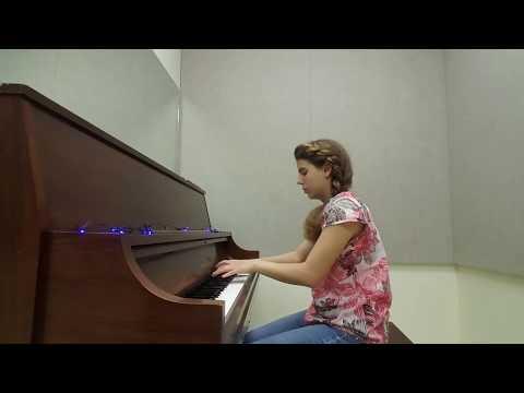 Rachmaninoff Prelude in C sharp minor- Diana Malenkova