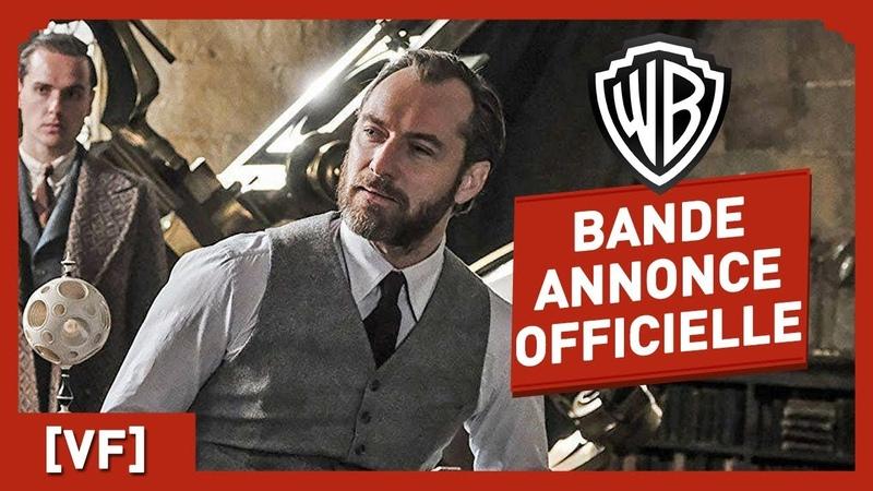 Les Animaux Fantastiques : Les Crimes de Grindelwald - Bande Annonce Officielle (VF)