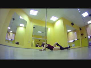 Стриппластика + exotic pole dance