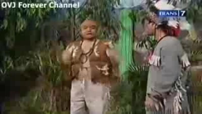 Opera Van Java (OVJ) Episode Si Rambut Api