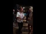 Брагин и Мария Захарова танцуют рок-н-ролл!