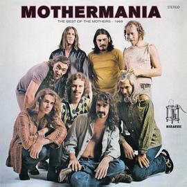 Frank Zappa альбом Mothermania