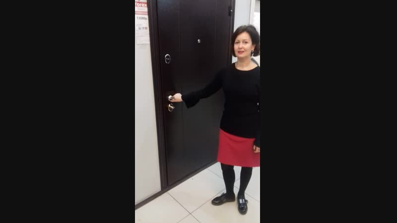 Новинка. Стальная дверь марки TOREX - Дельта M