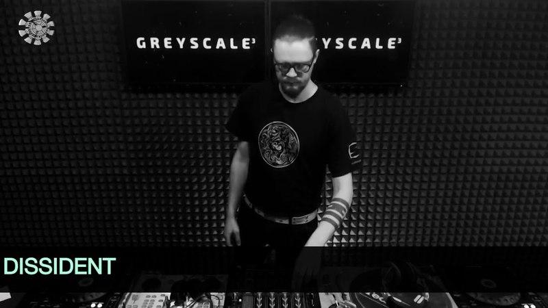 Dissident - GREYSCALE³ Showcase @ Reactor Radio