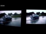 Джереми тестирует три спортивных SUV: BMW X5M & AUDI Q7 V12, RANGE ROVER V8 (часть 1)