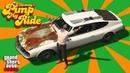 ТАЧКУ НА ПРОКАЧКУ ПРОКЛЯТЫЙ ПИГАЛЬ PIGALLE GTA 5 Online пародия 10