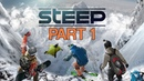 Steep - Let's Play - Part 1 - Welcome To The Mountains!   DanQ8000
