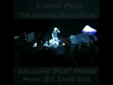 Linkin Park live Welcome (Fort Minor)