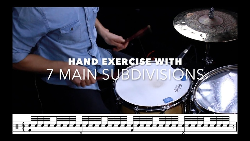 Easy Exercise for Better Hands The Subdivision Pyramid