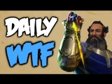 Dota 2 Daily WTF - The Inifnity Armlet