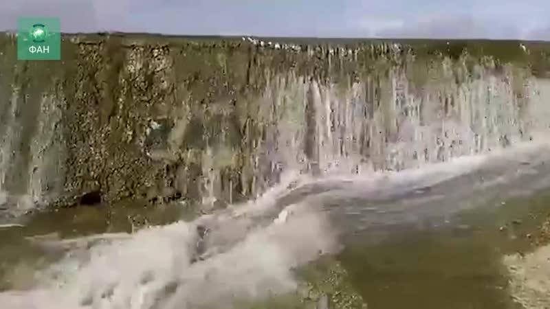 Сирия ФАН публикует видео восстановления плотин в провинции Эль-Кунейтра