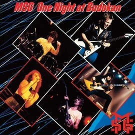 Michael Schenker Group альбом One Night at Budokan
