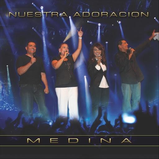 Medina альбом Nuestra Adoracion