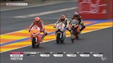 WOW Luar Biasa Marc Marquez Saat Masih Di moto2 START No 33 Finish Nomer 1