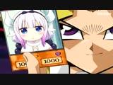 anime.webm Yu-Gi-Oh, Kobayashi-san Chi no Maid Dragon
