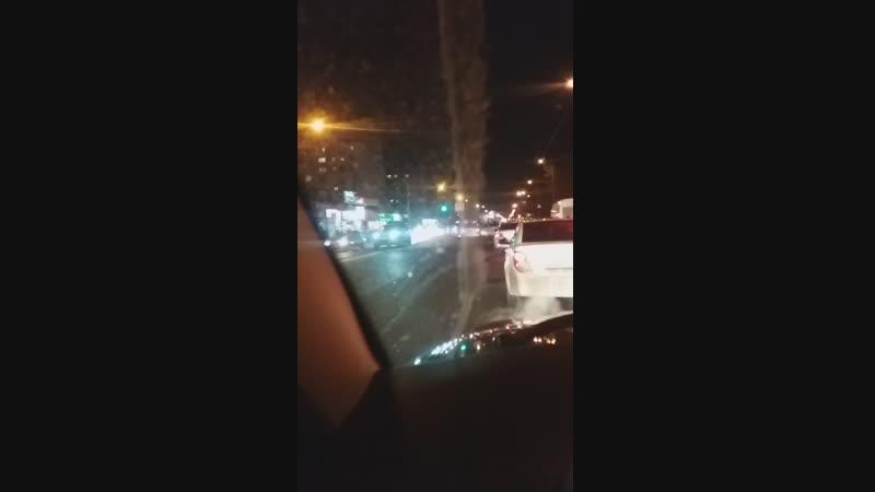 23 01 19 19 30 Серьёзная авария пр Московский Будьте внимательны на дорогах