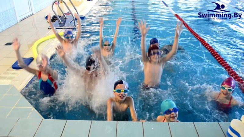Тренировка на Жудро 40 Школа плавания Swimming.by