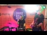 Jam Session с группой 2517 в Garage Band
